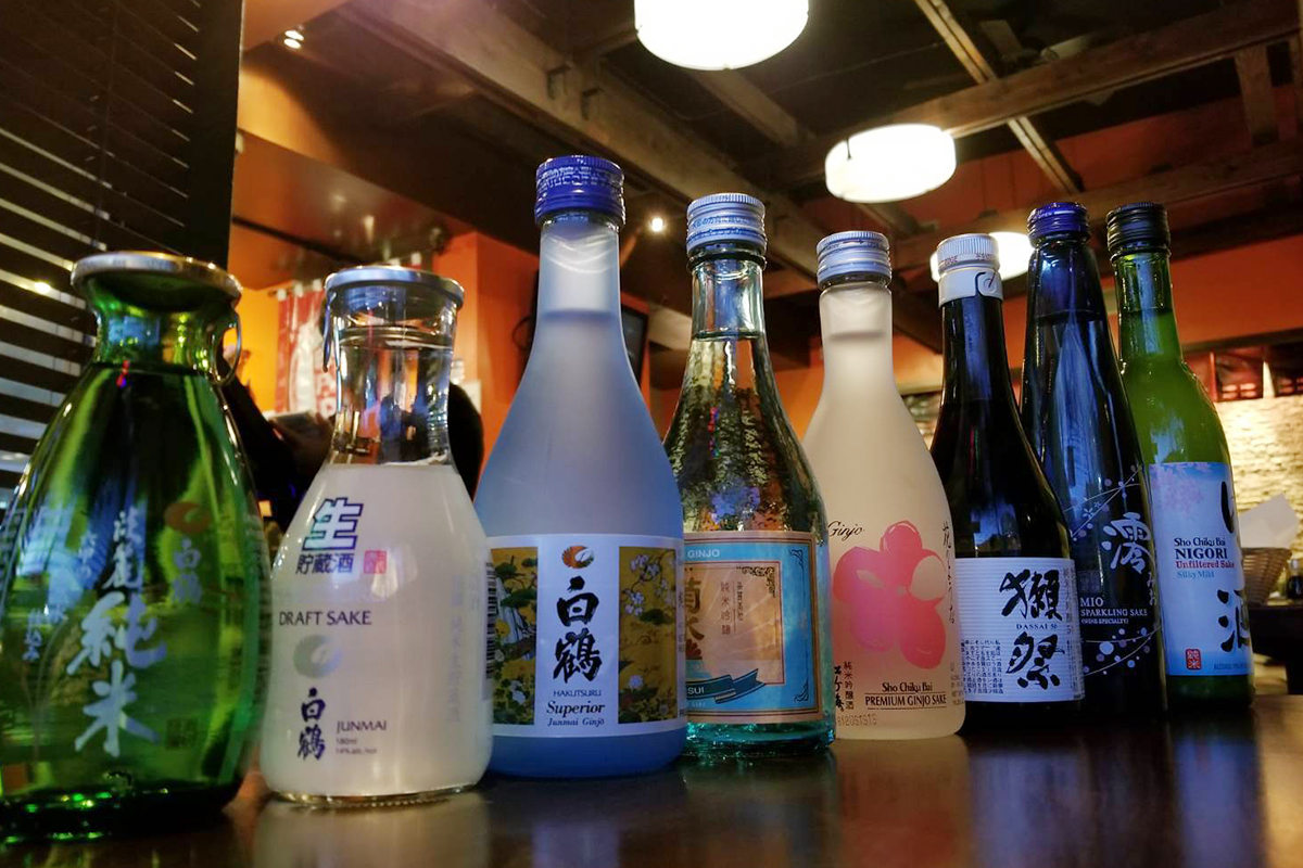 Cold Sake $1off